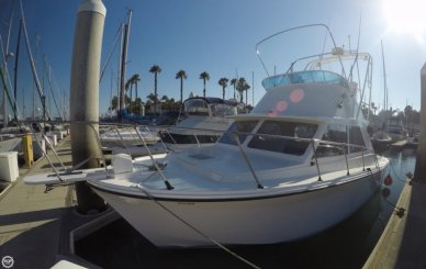 Uniflite 28 Sport Fisher, 28', for sale - $22,500