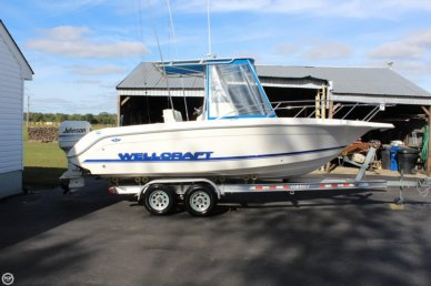 Wellcraft 220 CCF, 23', for sale - $19,500