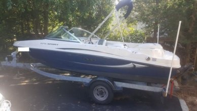 Sea Ray 175 Sport Bowrider, 17', for sale - $15,500