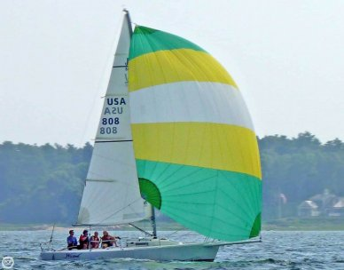 J Boats J-80, 26', for sale - $33,400