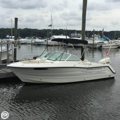 Hydra-Sports 202 DC, 21', for sale - $25,500