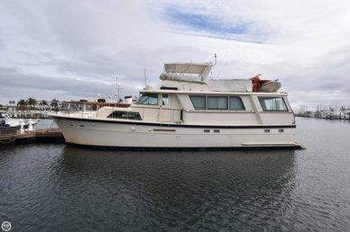 Hatteras 58 Motoryacht, 65', for sale - $329,000