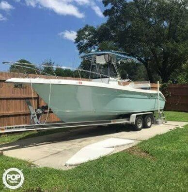 Cobia 244, 25', for sale - $24,000
