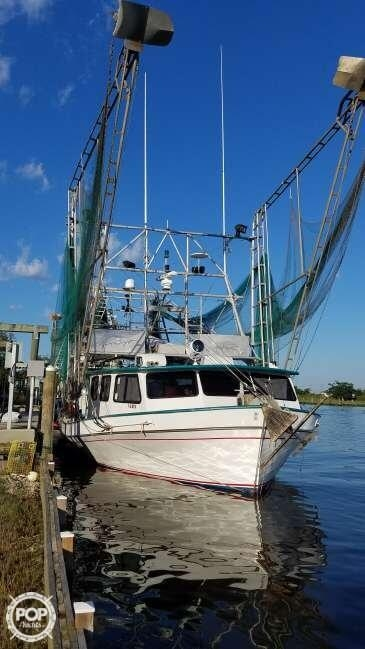 Lafitte 45 x 18 Shrimper Skimmer, 45', for sale - $200,000