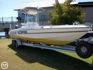 Scarab 26 Sport Center Console, 26', for sale - $39,000