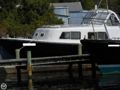 Willard 40 Captain Personnel, 40', for sale - $22,000