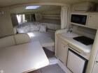 Forward Berth, Mid-cabin Convertible Dinette