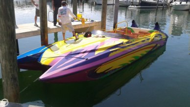 Sea Rocket 33, 33', for sale - $96,000