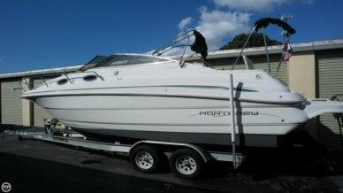 Monterey 262 Cruiser, 26', for sale - $12,500