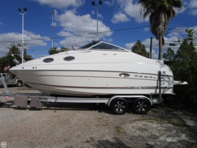Regal 2465 Commodore, 26', for sale - $18,500