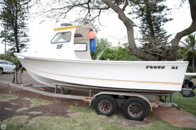 Force Boats 21, 21', for sale - $44,000