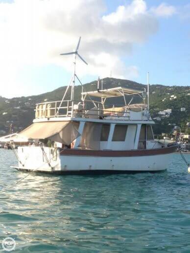 Marine Trader 34, 34', for sale - $35,000