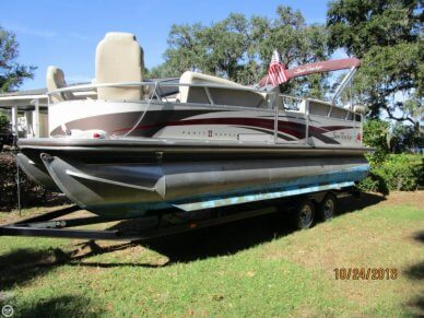 Sun Tracker Party Barge 22 Regency, 22', for sale - $25,000