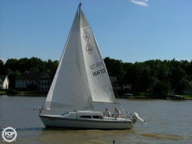 Catalina 22, 22', for sale - $17,500