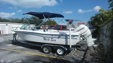 Grady-White 190 Freedom 2007 Evinrude 200HP, 18', for sale - $12,000