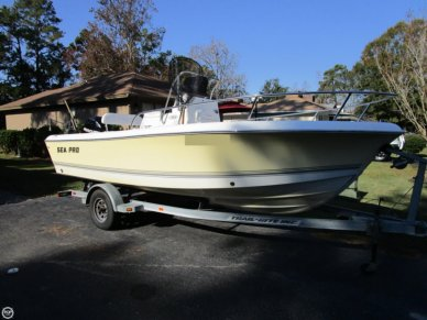 Sea Pro 186 CC, 18', for sale - $14,999