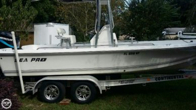 Sea Pro 2100 SV, 22', for sale - $28,400