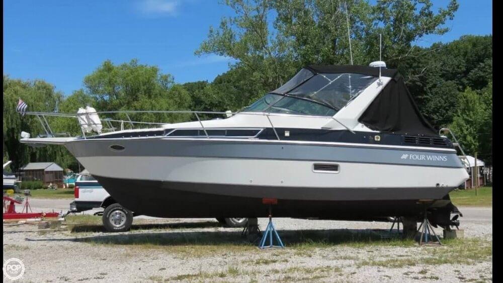four winns boat repair manuals