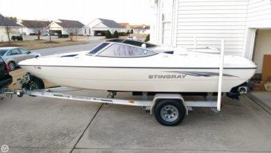 Stingray 200LX, 20', for sale - $17,000