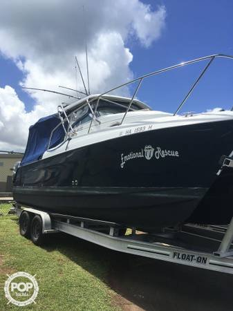 Glacier Bay Isle Runner Blue Hull 2670, 26', for sale - $75,000