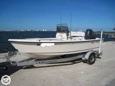 Key West 1720 Sportsman, 17', for sale - $20,500