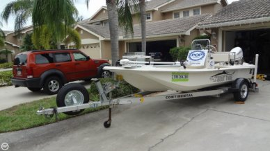 Carolina Skiff 17 JV CC, 16', for sale - $19,360