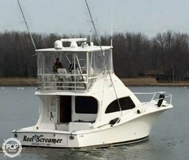 Luhrs 41 Convertible, 44', for sale - $299,995
