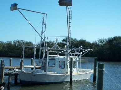 Lafitte 29 Shrimper Skimmer, 29', for sale - $19,950