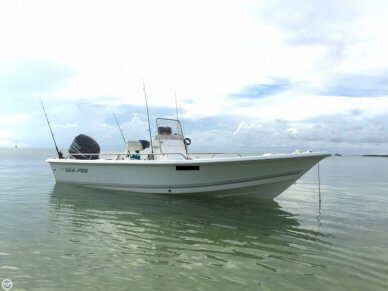 Sea Pro SV 1900 CC, 19', for sale - $15,999