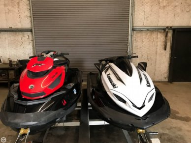 Kawasaki & Sea-Doo (Pair) 310x & RXT-X 260, PWC, for sale - $25,000