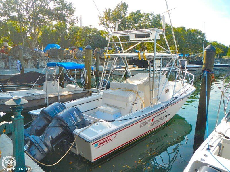 Boston Whaler OFFSHORE 27, 26', for sale - $37,300