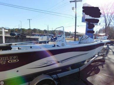 Carolina Skiff 218 DLV, 20', for sale - $29,999