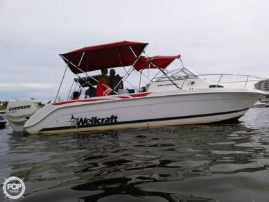 Wellcraft 240 Coastal Walkaround, 25', for sale - $18,200