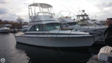 Bertram 35 Convertible, 35', for sale - $43,500