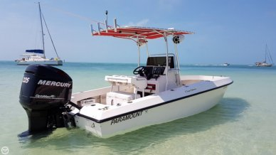 Paramount 21 Super Fisherman, 21', for sale - $22,000