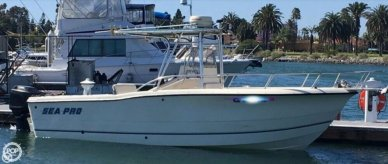 Sea Pro 235 CC, 23', for sale - $27,300