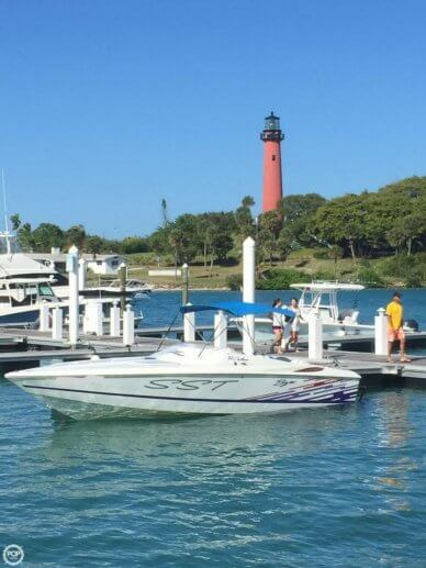 Baja Outlaw 25 SST, 25', for sale - $29,500