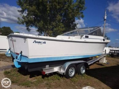 Shamrock 260, 25', for sale - $15,000
