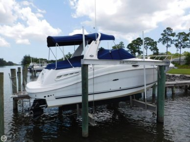 Sea Ray 260 Sundancer, 28', for sale - $39,900