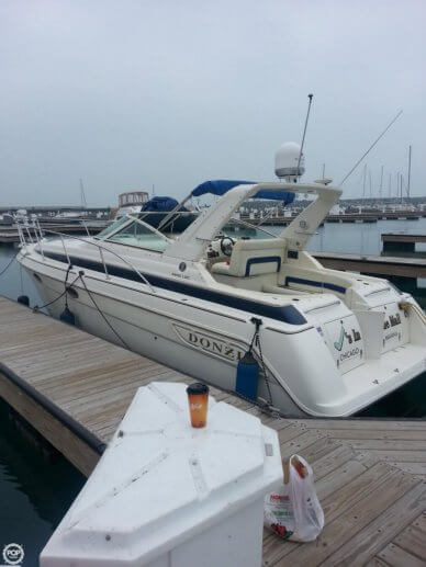 Donzi 3250LXC, 33', for sale - $31,900