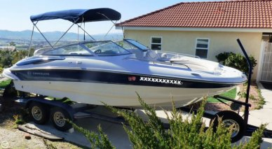 Crownline 220 EX, 22', for sale - $29,990