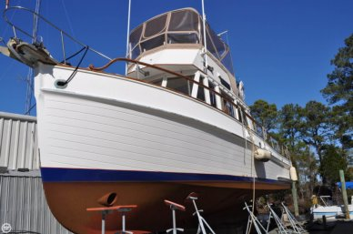 Grand Banks 36 Classic, 36', for sale - $89,000