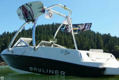 Bayliner 175 BR, 17', for sale - $24,500
