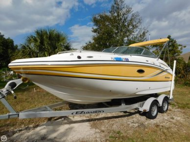 Hurricane 2000 Sundeck, 20', for sale - $36,500