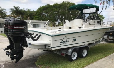 Angler 220 WA, 22', for sale - $15,500
