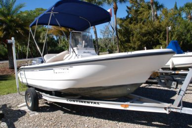 Boston Whaler 16 Dauntless, 16', for sale - $14,000