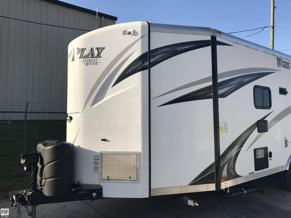 Work And Play 21Vfb >> Sold Work Play 21vfb Rv In Winter Haven Fl 122151