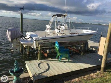 Angler 220, 22', for sale - $25,600