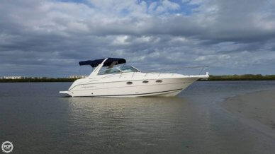 Monterey 322 Cruiser, 33', for sale - $47,500