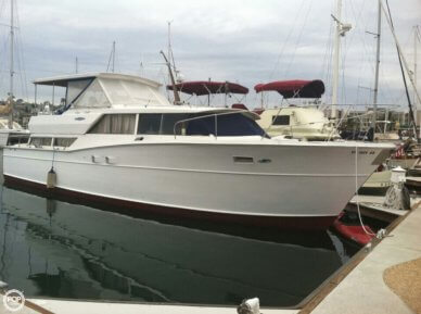 Chris-Craft 43 Corinthian, 43', for sale - $27,300